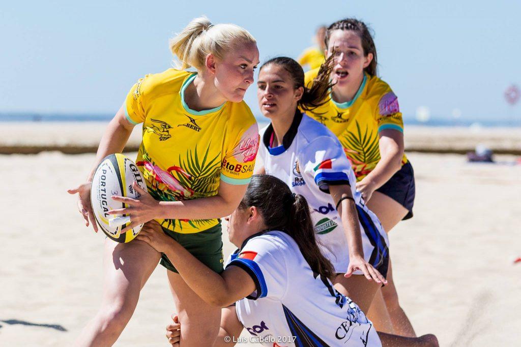 Beach Rugby Tour