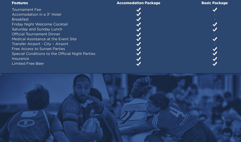 Figueira Beach Rugby Booking