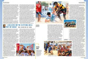 Beach Rugby Tournament