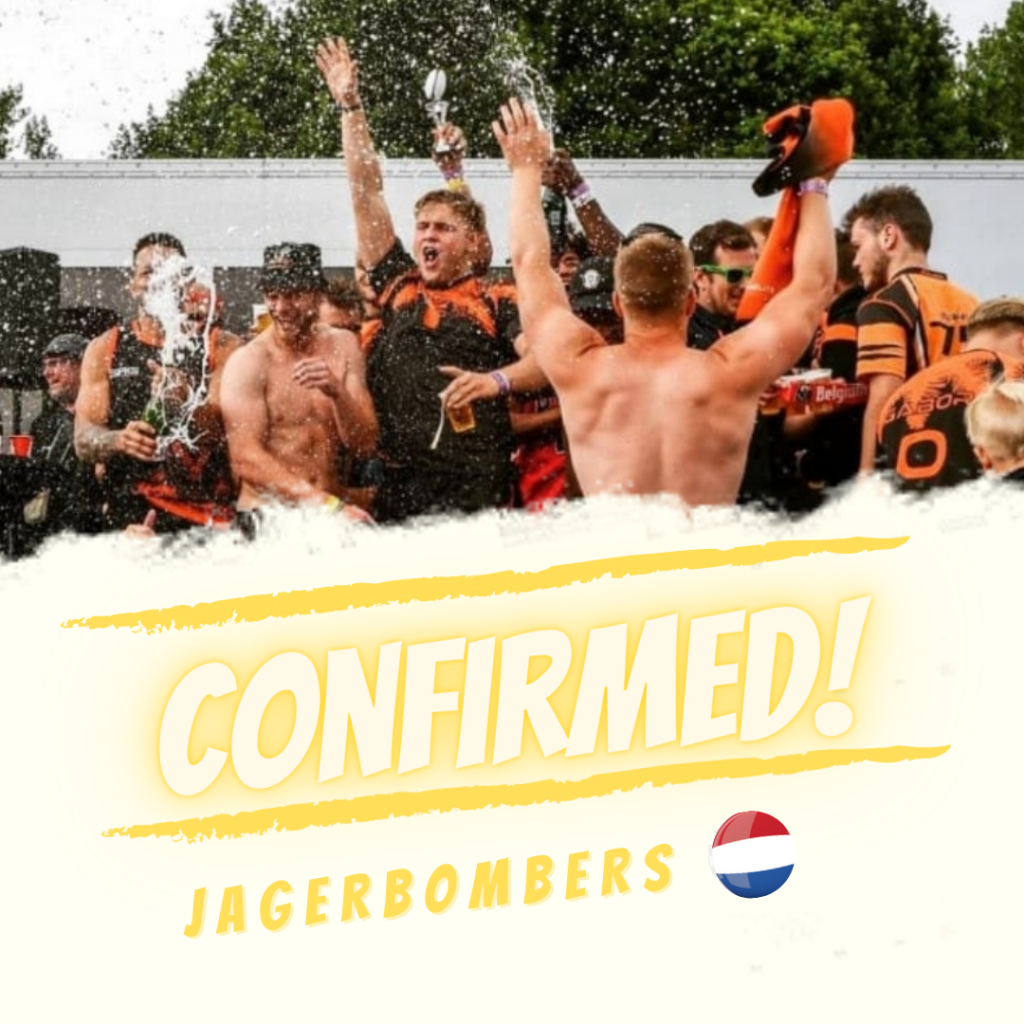 JagerBombers Confirmed